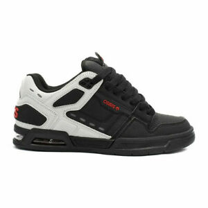 Osiris Peril Black / Light Grey / Red  - Scarpe Skateboard Shoes Baggy D3 SALE