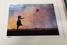 Balloon Girl Limited Edition Print