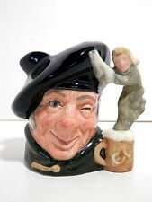 Royal Doulton & Co. Limited Small Toby Jug, Tam o'Shanter, D 6636
