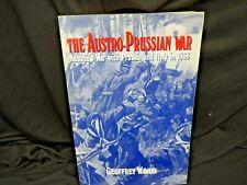 the austro prussian war geoffrey wawro paperback book