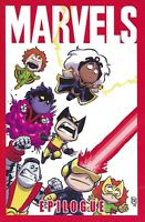 Marvels Epilogue Comic Issue 1 Limited Skottie Young Variant Modern Age 2019