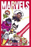 Marvels Epilogue Comic 1 Skottie Young Variant 2019