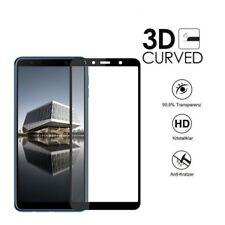 3D Hartglas für Samsung Galaxy A7 2018 Displayschutz 9H-Schutz Glasfolie