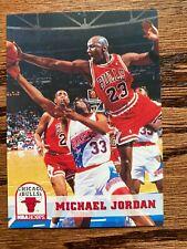 1993-94 Hoops Michael Jordan #28 Bulls
