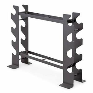 Compact Dumbbell Rack Free Weight Stand for Home Gym DBR-56 Marcy