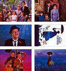 MARY POPPINS OTTIMO NUOVO Cartolina Set