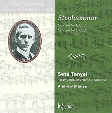 Romantic Piano Concerto vol. 49 - Stenhammar: Piano Concertos Nos. 1 & 2