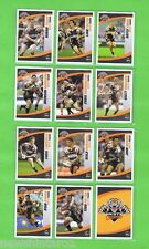 WESTS TIGERS   2008  TELEGRAPH  NEWSPAPER   RUGBY LEAGUE  CARDS