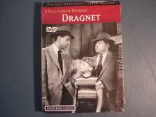 DRAGNET 4 FULL LENGTH EPISODES
