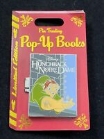 Disney Pin - Pop-Up Books - The Hunchback of Notre Dame Esmeralda LE 135609