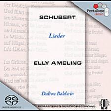 Elly Ameling, F. Schubert - Lieder [New SACD] Hybrid SACD