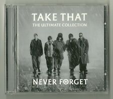 Take That - 'The Ultimate Collection: Never Forget'