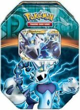 NEW Pokemon Black & White  Fall 2013 Legendary Tin Thundurus EX