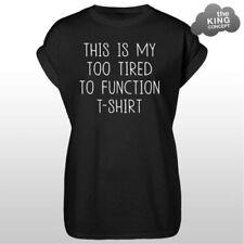 Camisetas de mujer de manga corta color principal negro talla S