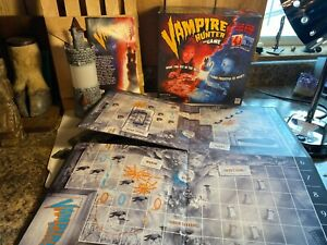 2002 Vampire Hunter ~ The Game Transforms Right Before Your Eyes ~ Complete