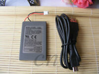1800mAh Battery For Sony PS3 PlayStation 3 SIXAXIS with cable new