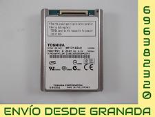 """DISCO DURO TOSHIBA MK1214GAH 120 GB 1.8""""  ORIGINAL"""