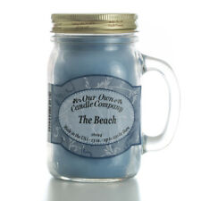 Our Own Candle Company Large The Beach Candle, 13oz