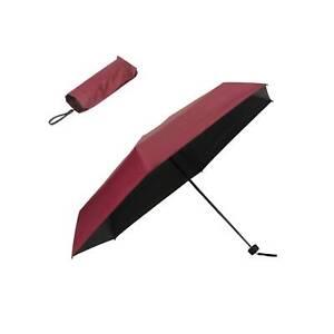 Mini Pocket Fold Umbrella Small Super Light Five-fold Bag Windproof UV 5 Folding
