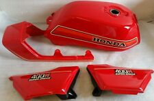 HONDA CB250N CB400N  SUPERDREAM FULL PAINTWORK DECAL KIT TYPE 1