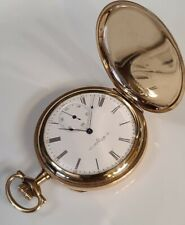 Elgin pocket watch Beautiful crisp 21j