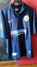 Maillot Shirt Trikot Maglia Montpellier MHSC Foot Shalke 04 Matchworn Champions
