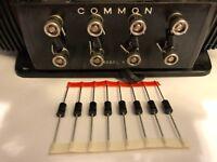 Lionel ZW Transformer Circuit Protection (8) 1.5KE36CA TVS Diodes 30.8V 1500W