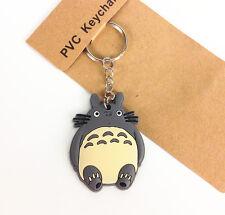 NEW PVC My Neighbor Totoro Silica gel Keychain Keyring