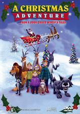 A CHRISTMAS ADVENTURE - CHILDREN'S 3D ANIMATION DVD