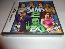 The Sims 2 (Nintendo DS, 2005) NEW DS DSI 2DS 3DS