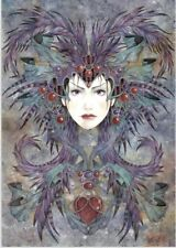 The Intruders John Anster Fitzgerald Fairy Myth Poster Art Print A4