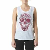 5.11 Tactical Women's Sugar Scope Tank Top Shirt, White, Style 31018DT