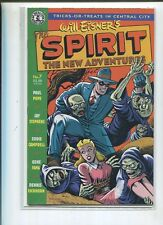 The Spirit -Will Eisner's #7 Near Mint Tricks-Or-Treats In Central City    CBX1X