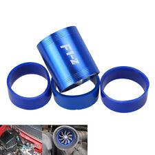 Turbo 2.5inch F1-Z sobrealimentador turbina cargador aire consumo Fuel Saver Fan
