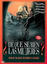 De Que Se Rien Las Mujeres (DVD, 2004) BRAND NEW