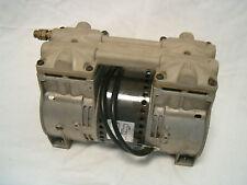 Thomas Kompressor Vakuumpumpe Typ 2650 CHI 44  ca. - 912 mbar Vakuum