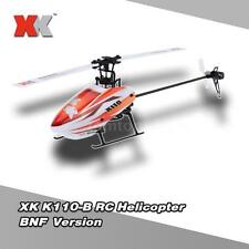 XK Blast K110-B 6CH 3D 6G System Brushless Motor BNF RC Helicopter Durable Drone