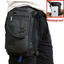 Motorcycle Drop Leg Bag Riding Thigh Waist Fanny Pack Travel Cycling Outdoors