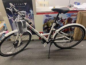 E Plus Commute 27 Inch Wheel Size Hybrid Electric Folding Bike