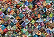 Ceaco Disney/pixar Clips Collage Jigsaw Puzzle (2000 Pieces)