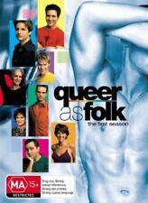 Queer As Folk (U.S.) : Season 1 (DVD, 2016, 6-Disc Set)