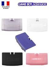 Cache Pile Remplacement Arrière Couvercle Nintendo GameBoy Game Boy Advance GBA