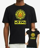 DUNE House Spice Guild Black Printed T-shirt Ladies fitted + unisex