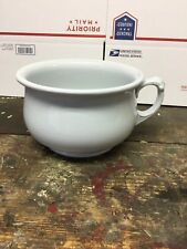 Antique Alfred Meakin Royal Ironstone Chamber Pot England VERY NICE LOW SHIP