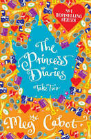 The Princess Diaries: Take Two by Meg Cabot, Good Used Book (Paperback) Fast & F