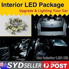 Car Auto Interior LED Light Bulb Kit Replacement For Subaru WRX or Sti 2004-2012
