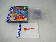 Mega Man II Game Boy Spiel komplett mit OVP und Anleitung