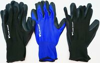 Wells Lamont Foam Latex Work Gardening Gloves, Medium or Large