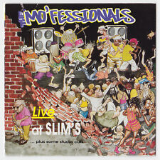 CD The Mo'fessionals Live at Slims 1993 plus some studio cuts
