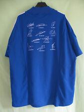Maillot Equipe de France 2002 Signé Home Adidas dedicacé Football Jersey - XL